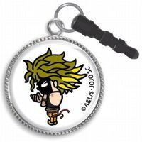 Earphone Jack Accessory - Jojo no Kimyou na Bouken / Dio Brando