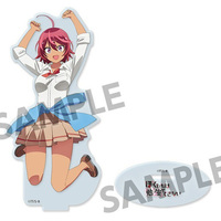 Acrylic stand - Bokutachi wa Benkyou ga Dekinai (We Never Learn) / Takemoto Uruka