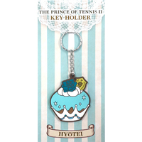 Rubber Key Chain - Prince Of Tennis / Hyoutei