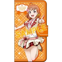 Smartphone Wallet Case for All Models - Love Live! Sunshine!! / Takami Chika