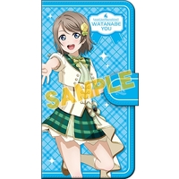 Smartphone Wallet Case for All Models - Love Live! Sunshine!! / Watanabe You