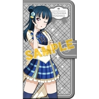 Smartphone Wallet Case for All Models - Love Live! Sunshine!! / Tsushima Yoshiko