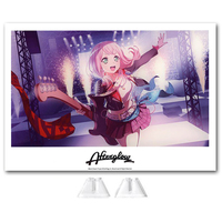 Acrylic stand - Illustration Panel (acrylic) - BanG Dream! / Uehara Himari