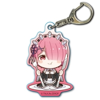 Acrylic Key Chain - Re:ZERO / Ram