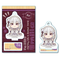 Acrylic stand - Stand Pop - Re:ZERO / Emilia