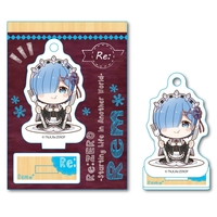 Acrylic stand - Stand Pop - Re:ZERO / Rem