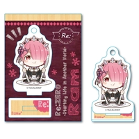Acrylic stand - Stand Pop - Re:ZERO / Ram