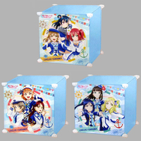 (Full Set) Storage Box - Love Live! Sunshine!!