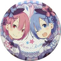 Badge - Re:ZERO / Ram & Rem