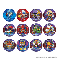 Badge - Mega Man X