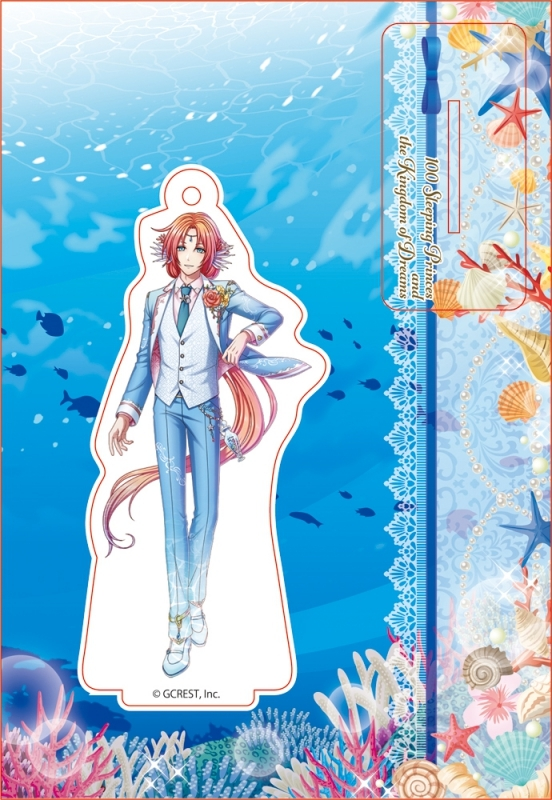 Acrylic stand - Stand Pop - Yume 100 / Corail (Yume100)