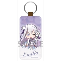 Key Chain - Re:ZERO / Emilia