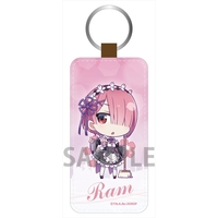 Key Chain - Re:ZERO / Ram