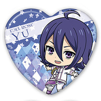 Heart Badge - King of Prism by Pretty Rhythm / Suzuno Yuu