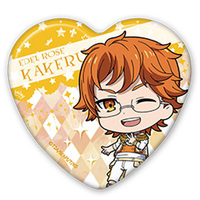 Heart Badge - King of Prism by Pretty Rhythm / Juuouin Kakeru