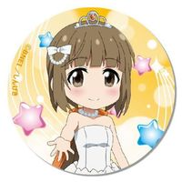 Trading Badge - IM@S: Cinderella Girls / Yorita Yoshino