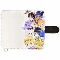 Smartphone Wallet Case for All Models - Jojo no Kimyou na Bouken / Bruno Bucciarati