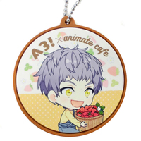 Rubber Key Chain - A3! / Hyodo Kumon
