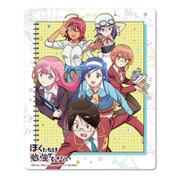 Mouse Pad - Bokutachi wa Benkyou ga Dekinai (We Never Learn)