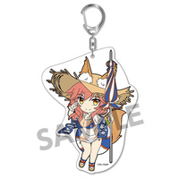 Trading Acrylic Key Chain - Pic-Lil! - Fate/Grand Order / Lancer & Tamamo no Mae