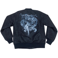 Flight Jacket - VOCALOID / Hatsune Miku Size-XL