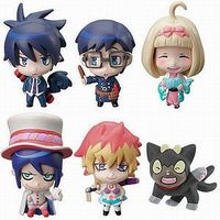 (Full Set) Fastener Accessory - Blue Exorcist / Yukio & Rin