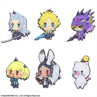 Rubber Strap - Final Fantasy Series