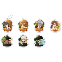 (Full Set) Acrylic Key Chain - King of Prism by Pretty Rhythm