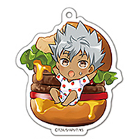 Acrylic Key Chain - King of Prism by Pretty Rhythm / Nishina Kaduki