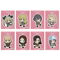 (Full Set) Smartphone Sticker - GIRLS-und-PANZER
