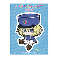 Smartphone Sticker - GIRLS-und-PANZER