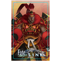Card Stickers - Fate/EXTELLA / Lu Bu (Fate Series)