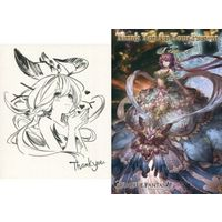Postcard - Illustrarion card - GRANBLUE FANTASY / Yggdrasil