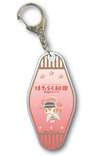 Motel Keychain - Sanrio / Red Blood Cell (AE3803)