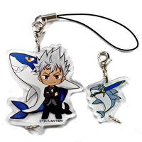 Key Chain - King of Prism by Pretty Rhythm / Nishina Kaduki