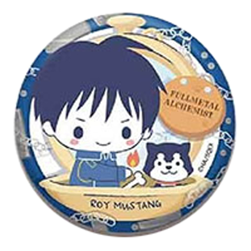 Trading Badge - Sanrio / Roy Mustang