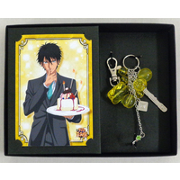 Bag Charm - Illustration Sheet - Prince Of Tennis / Zaizen Hikaru