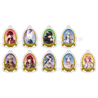 (Full Set) Trading Acrylic Key Chain - Yume 100