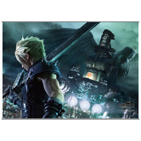Poster - Final Fantasy VII / Cloud Strife