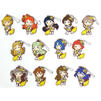 (Full Set) Kyun-Chara Illustrations - Rubber Charm - IM@S: MILLION LIVE!