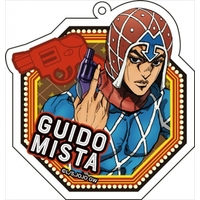 Acrylic Key Chain - Jojo Part 5: Vento Aureo / Guido Mista
