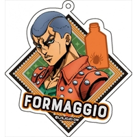 Acrylic Key Chain - Jojo Part 5: Vento Aureo