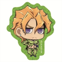 Acrylic Badge - Chimi Chara - Jojo Part 5: Vento Aureo / Pannacotta Fugo