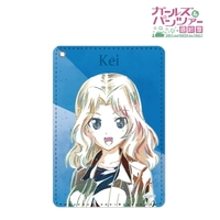 Commuter pass case - Ani-Art - GIRLS-und-PANZER / Kay