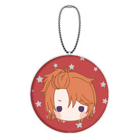 Cushion Key Chain - Tsukiuta / Haduki You & Procellarum