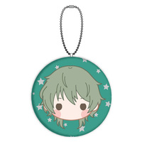 Cushion Key Chain - Tsukiuta / Procellarum & Minazuki Rui