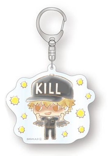 Acrylic Key Chain - Sanrio / Killer T Cell