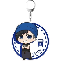 Big Key Chain - Band Yarouze! (Banyaro!) / Koganei Shin & OSIRIS
