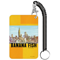 Commuter pass case - BANANA FISH