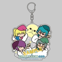 Acrylic Key Chain - Gintama
